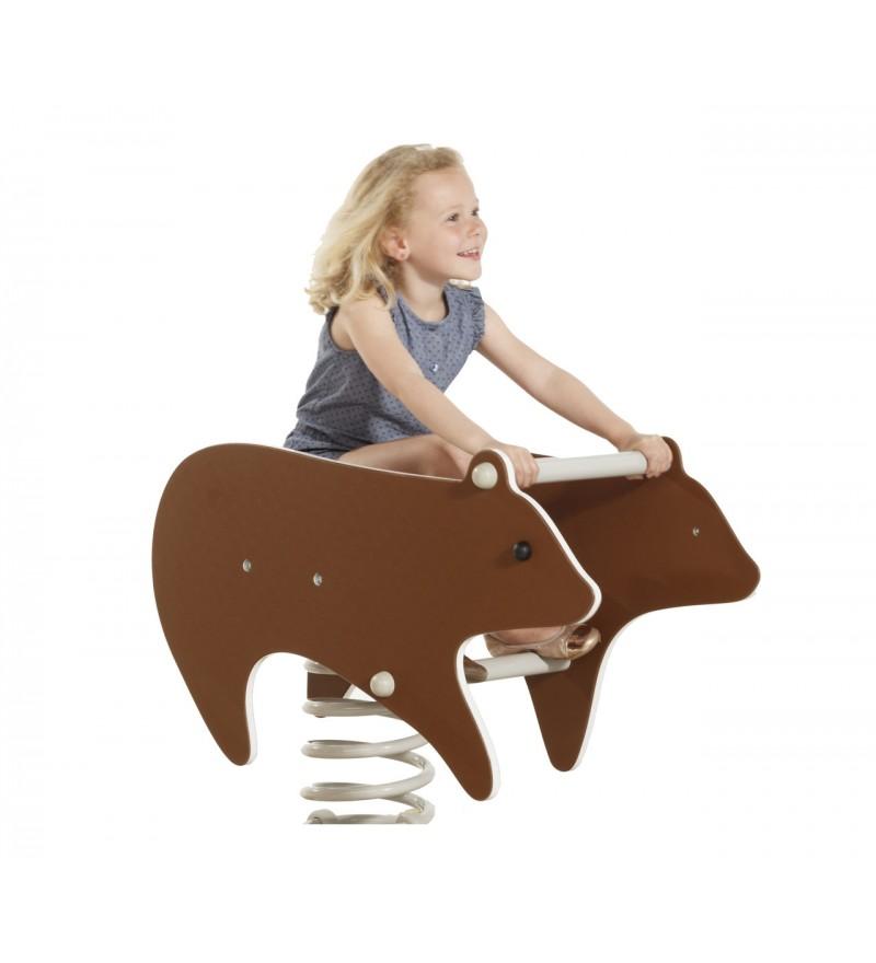 Bujak na sprężynie - Niedźwiedź