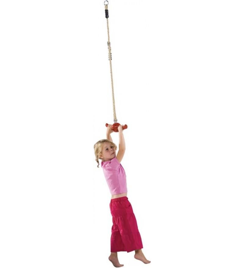 Huśtawka ventolino z dzieckiem