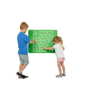 Panel edukacyjny - Labirynt kwadratowy