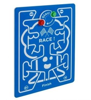 Panel edukacyjny Wyścigi