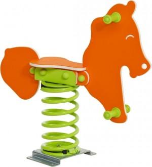 Bujak na sprężynie SAFARI - Koń