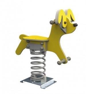 Bujak na sprężynie Fairytale - Pies