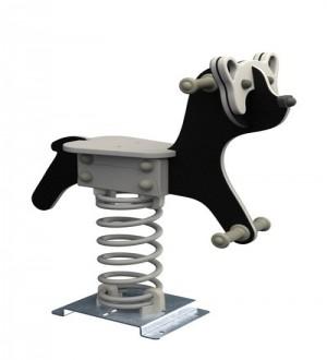 Bujak na sprężynie Fairytale - Panda
