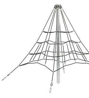 Piramida z liny zbrojonej - 2m