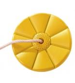 Huśtawka kwiatek żółta - cowboykid.pl