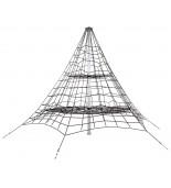 Piramida z liny zbrojonej - 5m