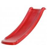 Zjeżdżalnia 1,2m czerwona dla dzieci