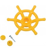 Ster na plac zabaw żółty