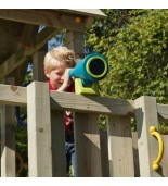 Teleskop na dzieci na plac zabaw