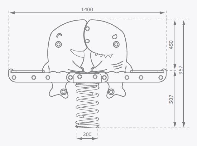Rekin bujak wymiary