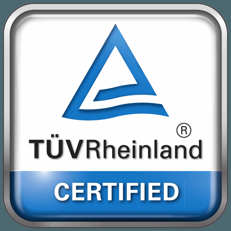 Zjeżdżalnia 3m - certyfikat